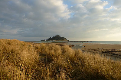mount's bay at marazion